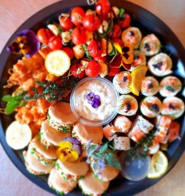 Healthy Platters. Order Online!