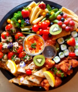 Best Vegan PLatters