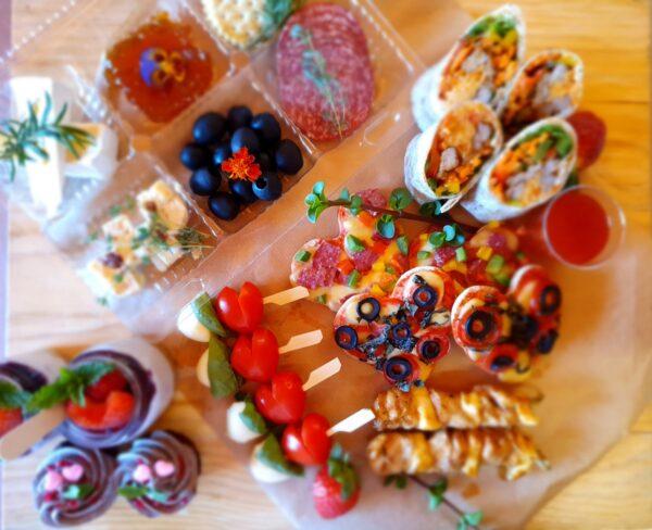 Picnic Snack Boxes